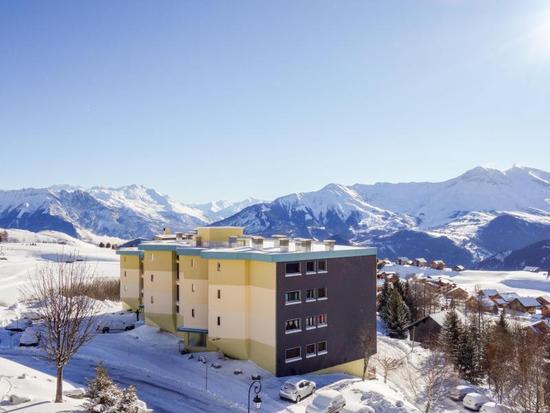 Wakacje w górach Apartament 3 pokojowy 6 osób (1) - Champ Bozon - La Toussuire - Zima na zewnątrz