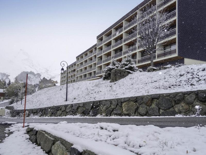 Каникулы в горах Апартаменты 2 комнат 4 чел. (1) - L'Edioule - La Toussuire - зимой под открытым небом