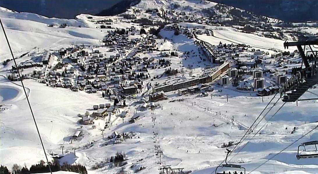 Location au ski La Résidence les Bergers - La Toussuire - Plan