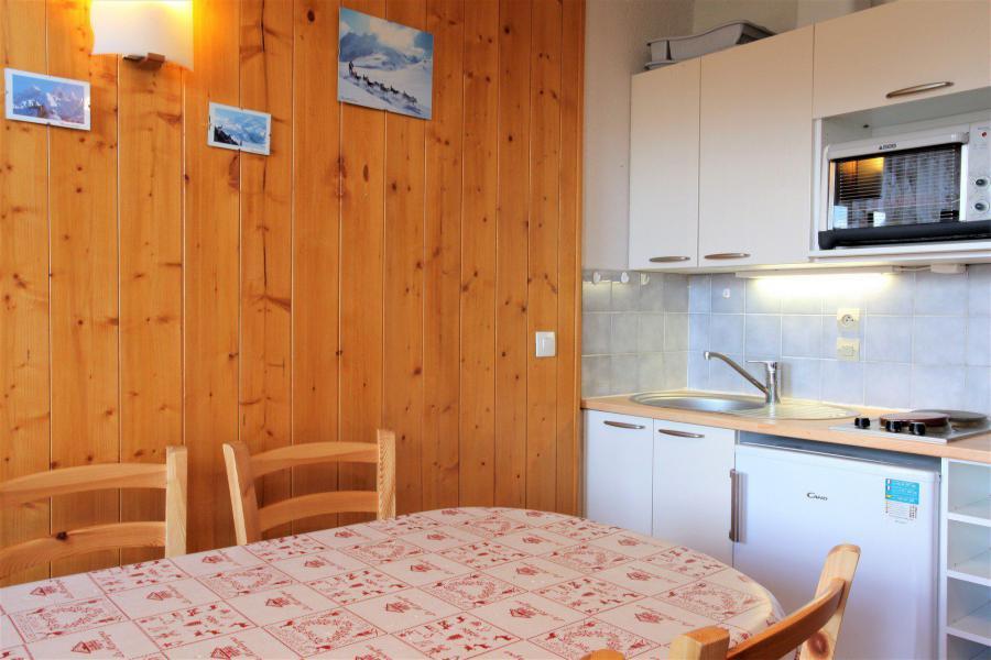 Location au ski Appartement 2 pièces coin montagne 4 personnes (B22) - La Résidence les Bergers - La Toussuire - Kitchenette