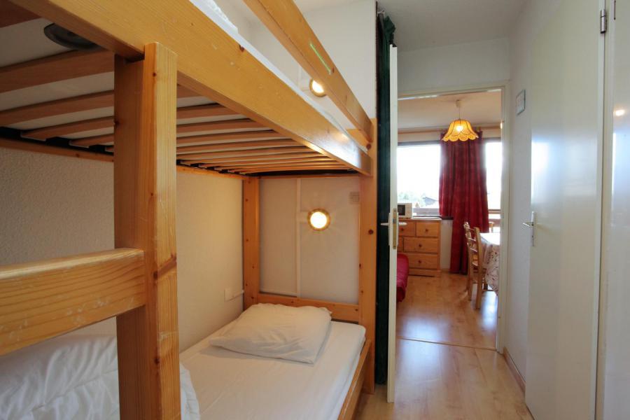 Location au ski Appartement 2 pièces coin montagne 4 personnes (B22) - La Résidence les Bergers - La Toussuire - Lits superposés
