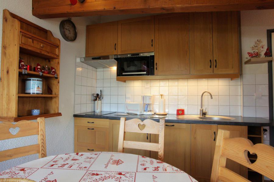 Location au ski Appartement 3 pièces 4 personnes (B46) - La Résidence les Bergers - La Toussuire - Kitchenette