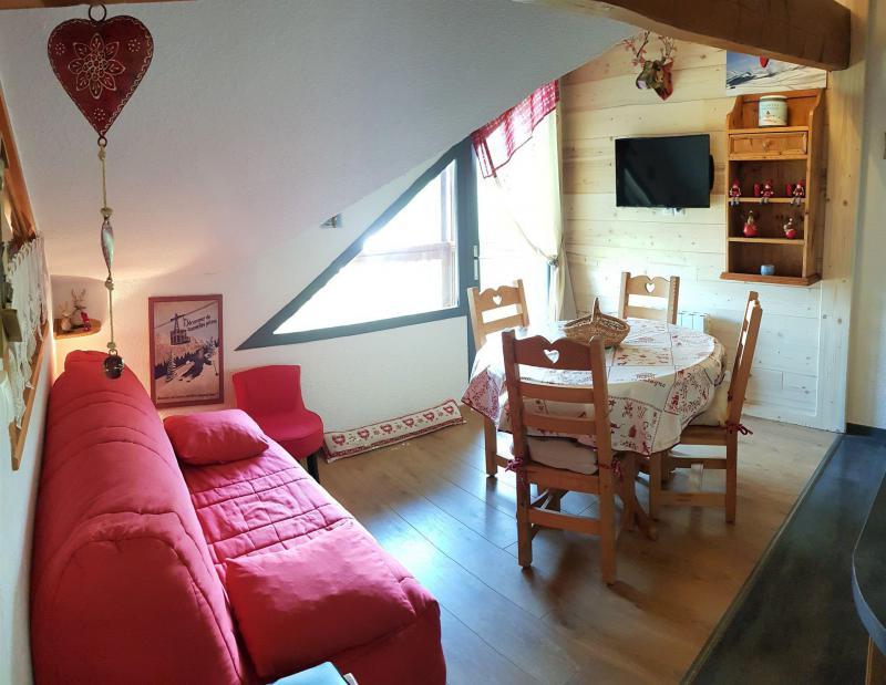 Location au ski Appartement 3 pièces 4 personnes (B46) - La Résidence les Bergers - La Toussuire - Séjour