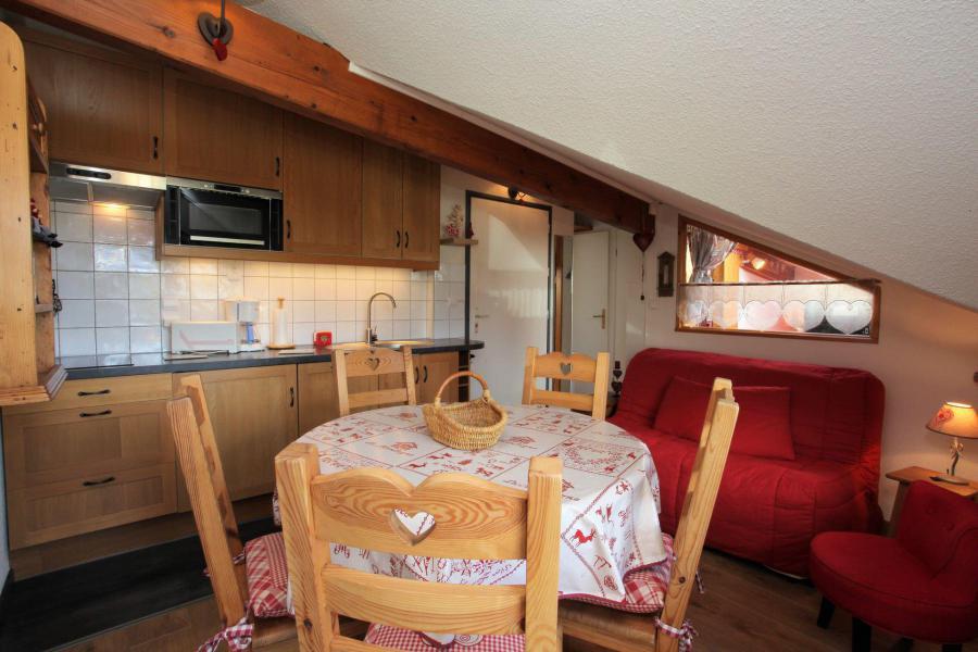 Location au ski Appartement 3 pièces 4 personnes (B46) - La Résidence les Bergers - La Toussuire - Table