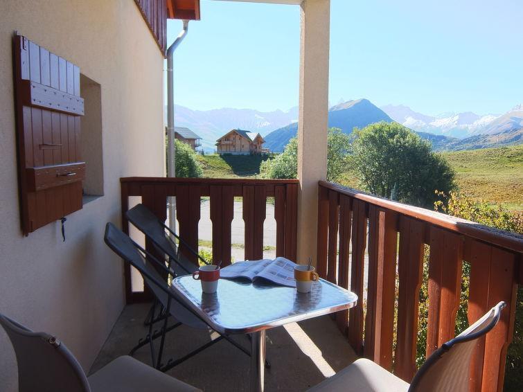 Аренда на лыжном курорте Апартаменты 2 комнат 4 чел. (1) - Plein Soleil - La Toussuire - апартаменты