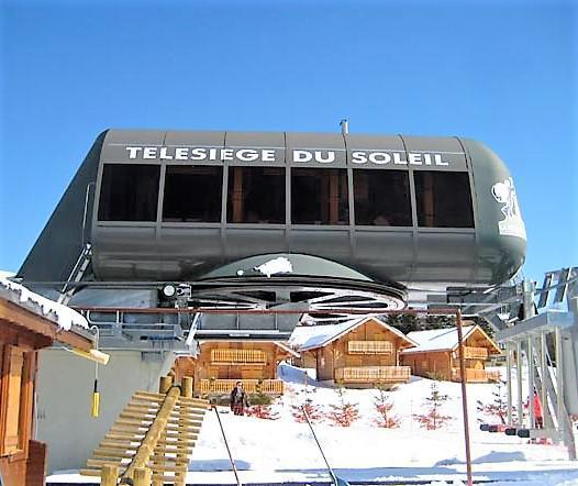 Location au ski Résidence Goélia les Chalets de la Toussuire - La Toussuire