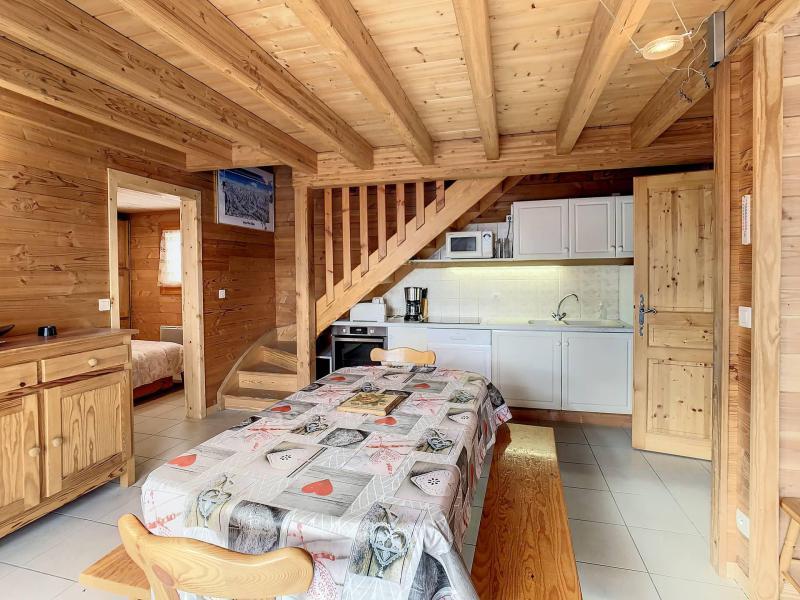 Location au ski Chalet duplex 4 pièces 9 personnes (MASCARET) - Résidence Goélia les Chalets de la Toussuire - La Toussuire
