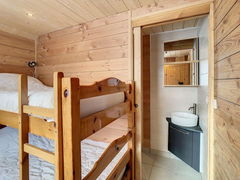 Location au ski Chalet duplex 4 pièces 9 personnes (MASCARET) - Résidence Goélia les Chalets de la Toussuire - La Toussuire - Lit simple