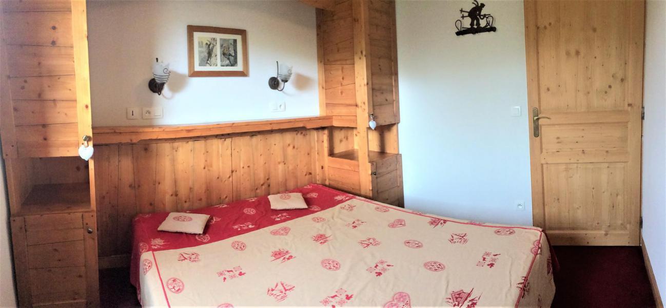 Аренда на лыжном курорте Апартаменты 2 комнат 5 чел. (C101) - Résidence l'Ecrin des Sybelles - La Toussuire - Двухспальная кровать