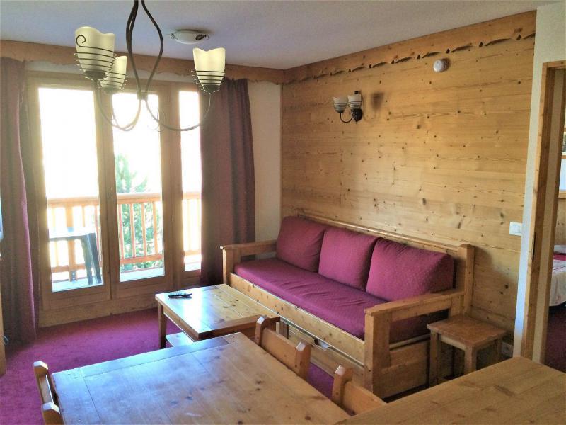 Аренда на лыжном курорте Апартаменты 2 комнат 5 чел. (C101) - Résidence l'Ecrin des Sybelles - La Toussuire - Салон