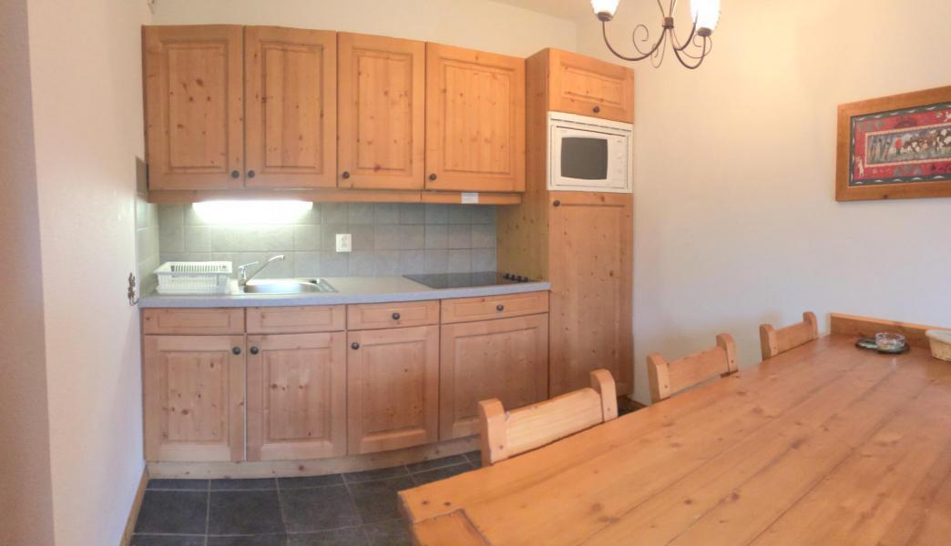 Аренда на лыжном курорте Апартаменты 3 комнат 6 чел. (C0008) - Résidence l'Ecrin des Sybelles - La Toussuire - Небольш&