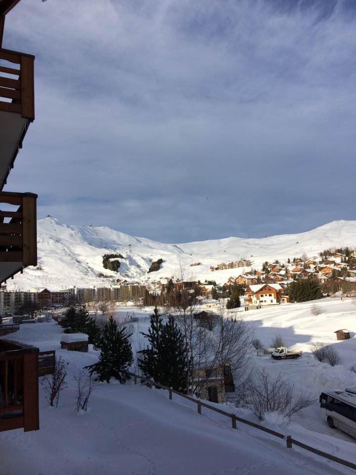 Аренда на лыжном курорте Апартаменты 2 комнат 5 чел. (C101) - Résidence l'Ecrin des Sybelles - La Toussuire