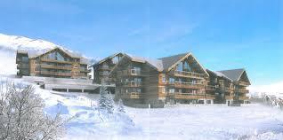 Location au ski Résidence l'Odyssée - La Toussuire - Extérieur hiver