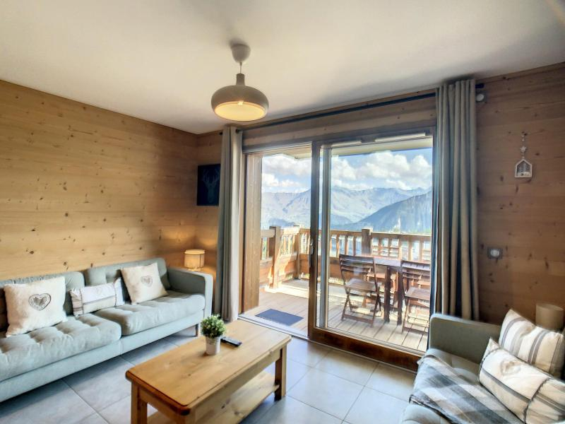 Location au ski Appartement 3 pièces coin montagne 6 personnes (102D) - Résidence l'Odyssée - La Toussuire