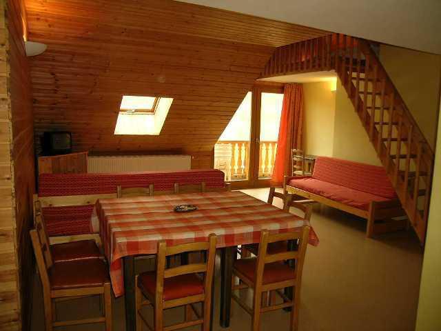 Location au ski Appartement 3 pièces 8 personnes (420) - Résidence l'Orée des Pistes - La Toussuire - Appartement