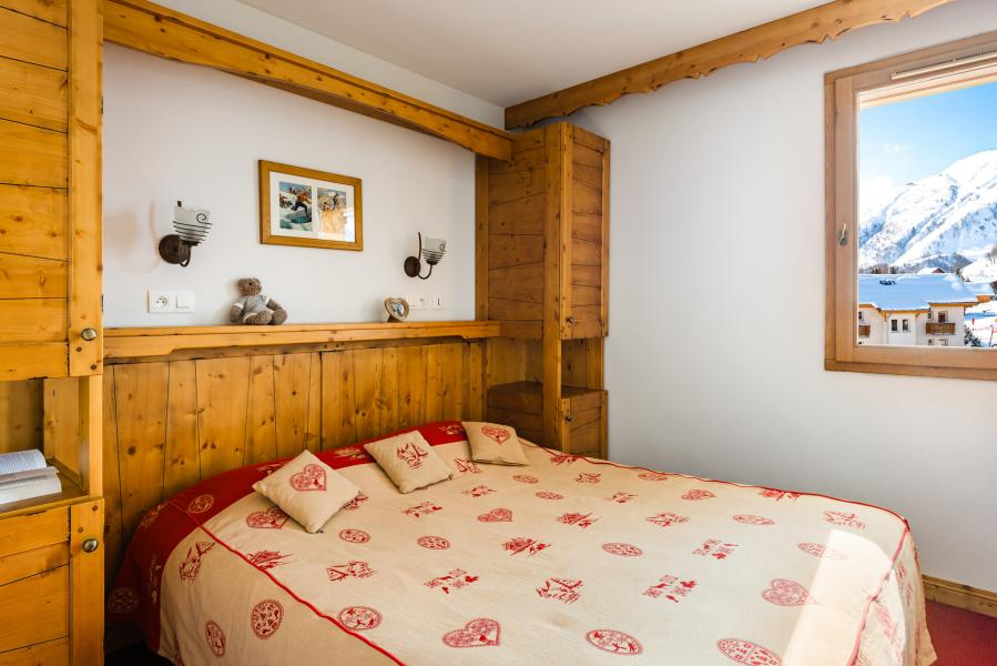 Alquiler al esquí Résidence Lagrange l'Ecrin des Sybelles - La Toussuire - Habitación