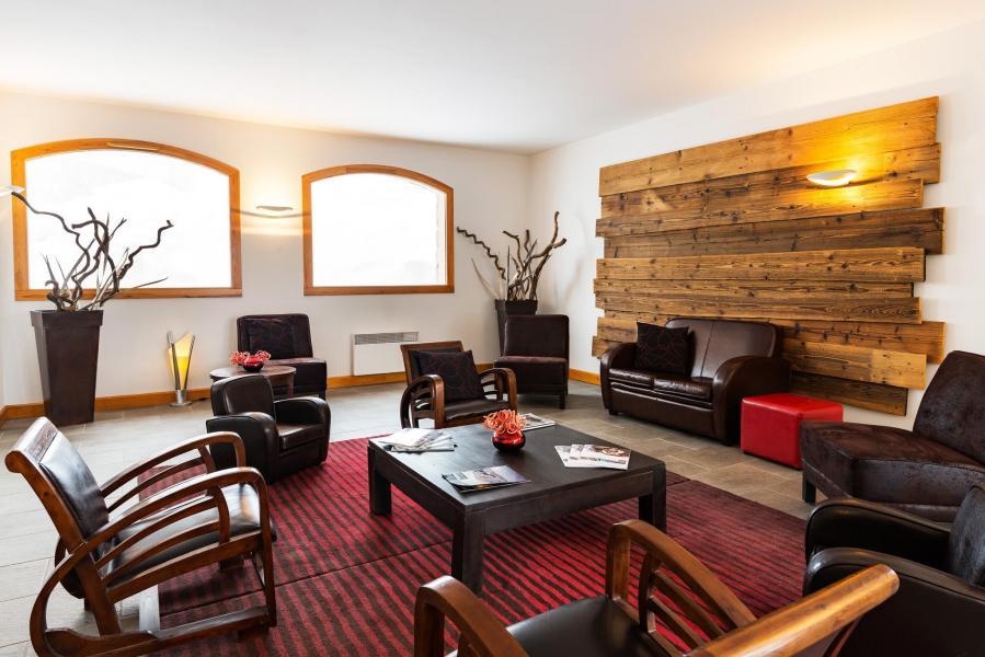 Alquiler al esquí Résidence Lagrange les Balcons des Aiguilles - La Toussuire - Recepción