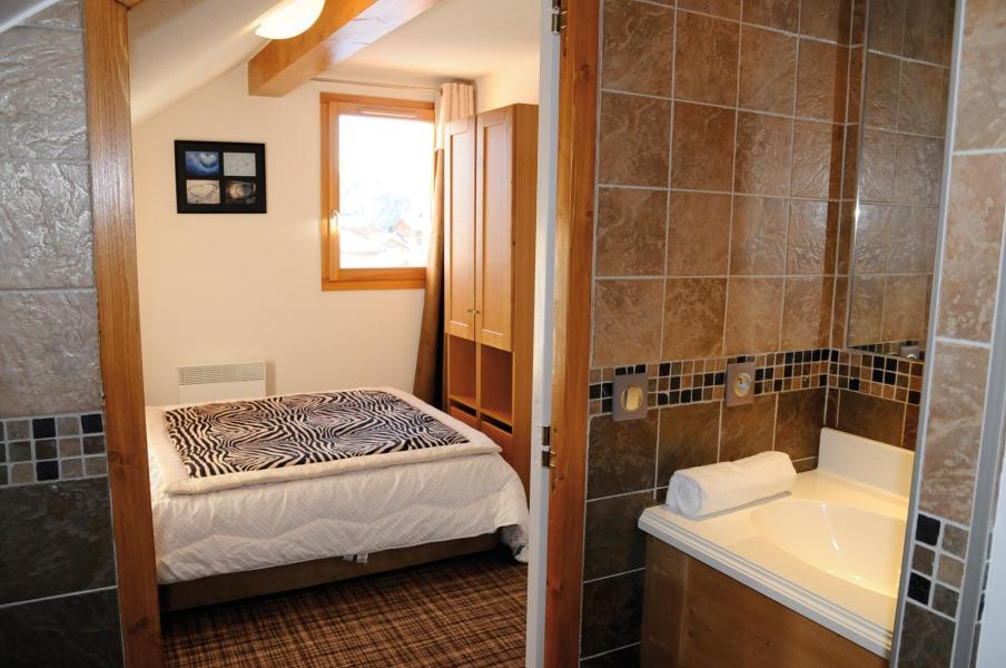 Location au ski Résidence Lagrange les Balcons des Aiguilles - La Toussuire - Chambre