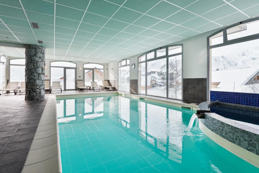 Alquiler al esquí Résidence Lagrange les Balcons des Aiguilles - La Toussuire