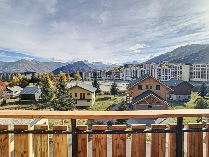 Location au ski Appartement 2 pièces 5 personnes (ANEMONE1) - Résidence le Floral - La Toussuire