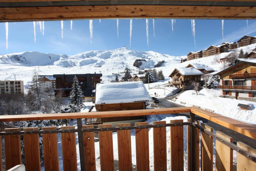 Location au ski Appartement 2 pièces coin montagne 6 personnes (LYS2) - Résidence le Floral - La Toussuire