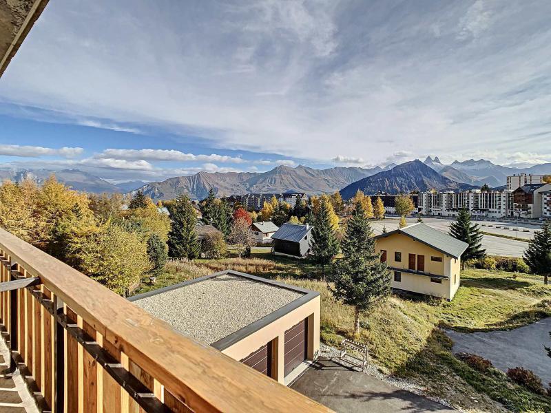 Location au ski Appartement 2 pièces 5 personnes (ANEMONE1) - Résidence le Floral - La Toussuire - Baignoire