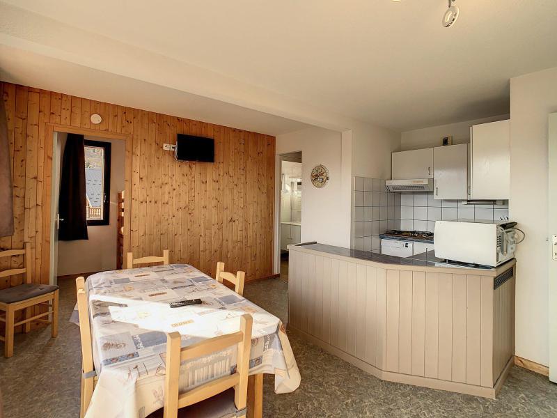 Location au ski Appartement 2 pièces 5 personnes (ANEMONE1) - Résidence le Floral - La Toussuire - Kitchenette