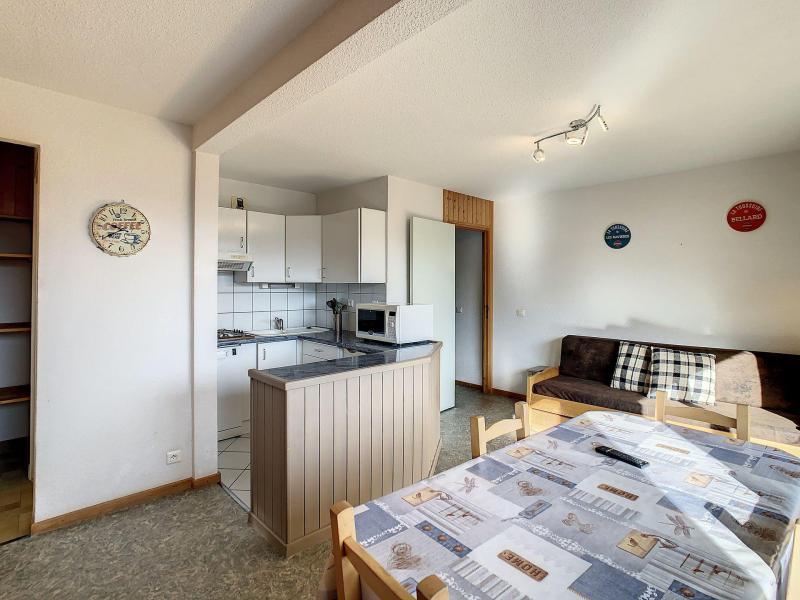 Location au ski Appartement 2 pièces 5 personnes (ANEMONE1) - Résidence le Floral - La Toussuire - Séjour