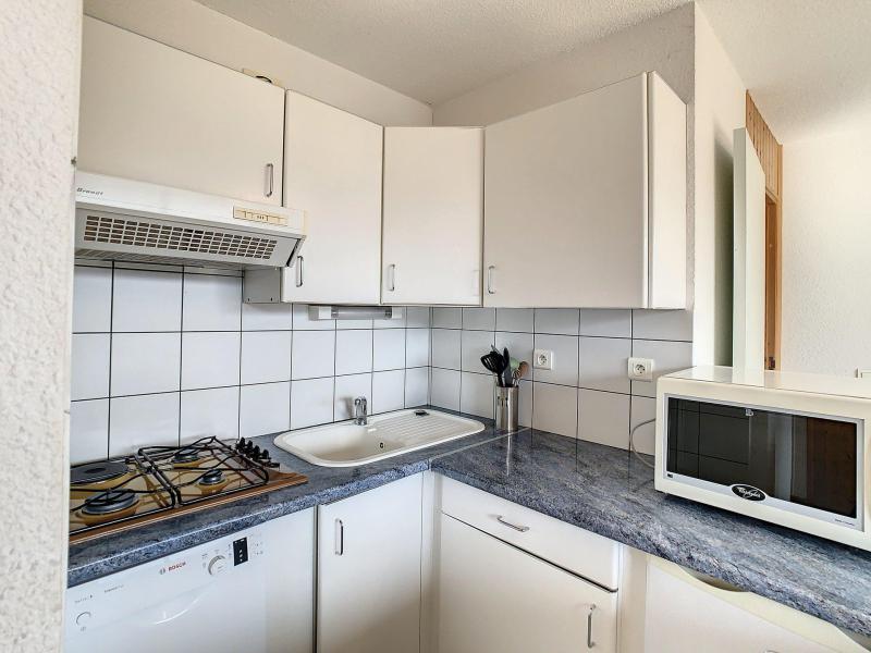 Location au ski Appartement 2 pièces 5 personnes (ANEMONE1) - Résidence le Floral - La Toussuire - Table