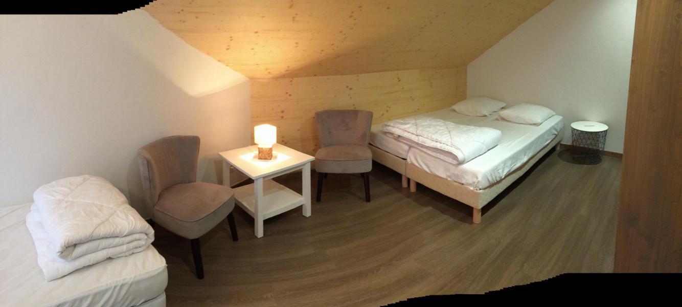 Аренда на лыжном курорте Апартаменты 3 комнат 6 чел. (201) - Résidence le Lys - La Toussuire - Комната