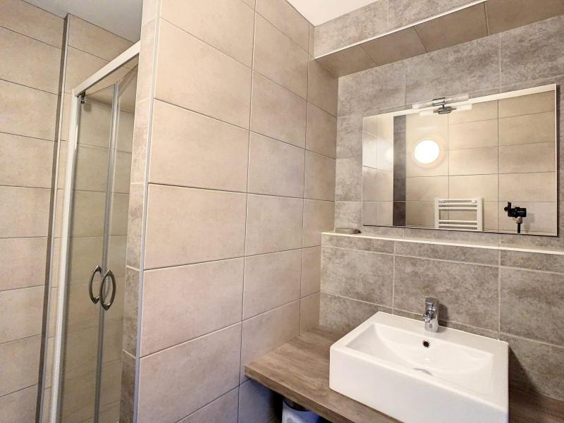 Аренда на лыжном курорте Апартаменты 3 комнат 6 чел. (201) - Résidence le Lys - La Toussuire - Небольш&