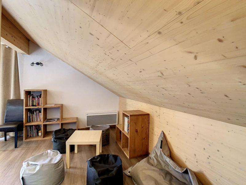 Аренда на лыжном курорте Апартаменты 4 комнат 10 чел. (301) - Résidence le Lys - La Toussuire - Салон