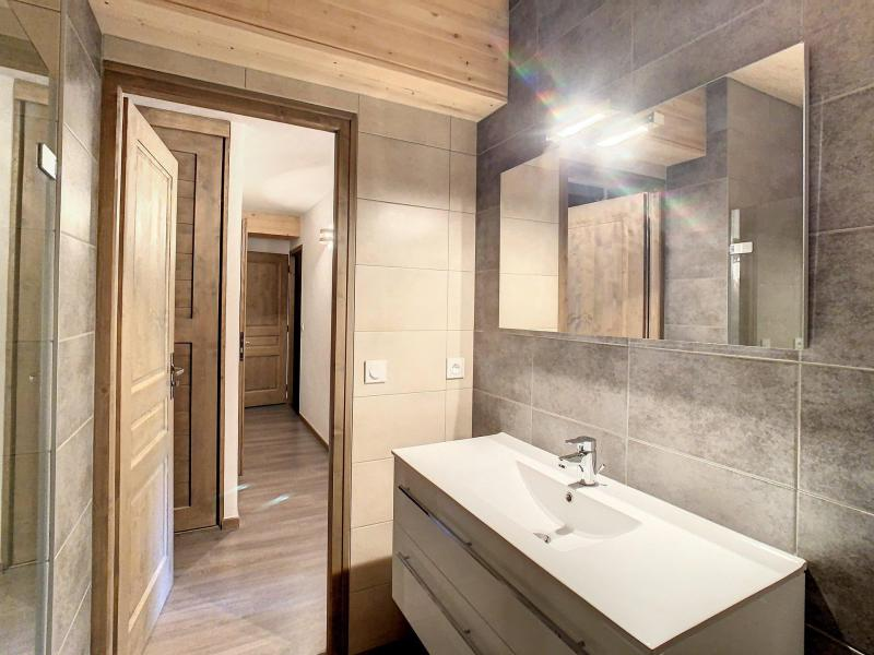 Аренда на лыжном курорте Апартаменты 4 комнат 10 чел. (301) - Résidence le Lys - La Toussuire - Душ
