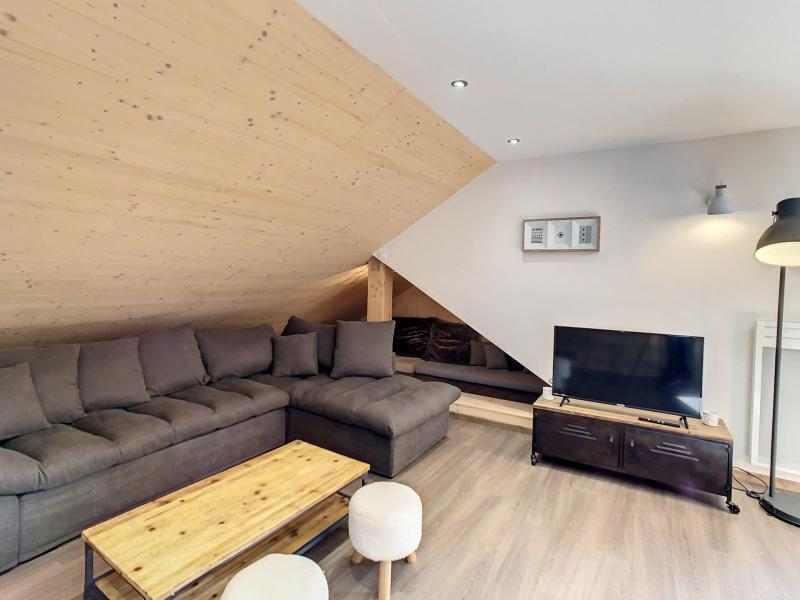 Аренда на лыжном курорте Апартаменты 3 комнат 6 чел. (201) - Résidence le Lys - La Toussuire