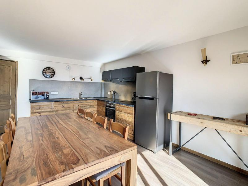 Location au ski Appartement 3 pièces coin montagne 8 personnes (202) - Résidence le Lys - La Toussuire - Douche