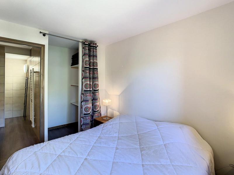 Location au ski Appartement 3 pièces coin montagne 8 personnes (202) - Résidence le Lys - La Toussuire - Lits superposés