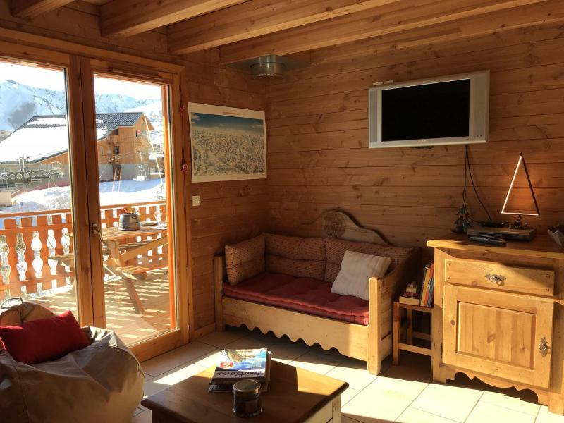 Chalet Résidence les Chalets de la Toussuire - La Toussuire - Northern Alps