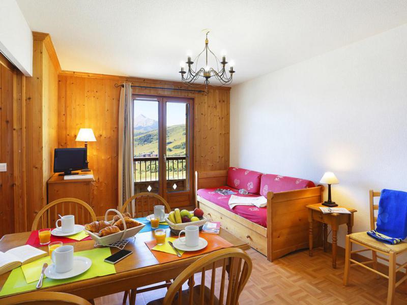Alquiler al esquí Résidence les Chalets des Cimes - La Toussuire - Apartamento