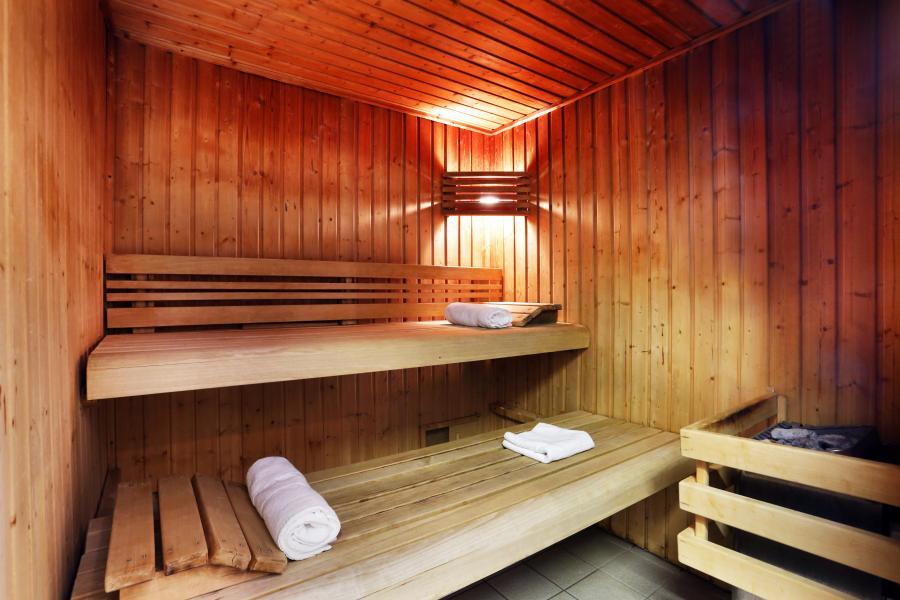Location au ski Résidence les Chalets des Cimes - La Toussuire - Sauna