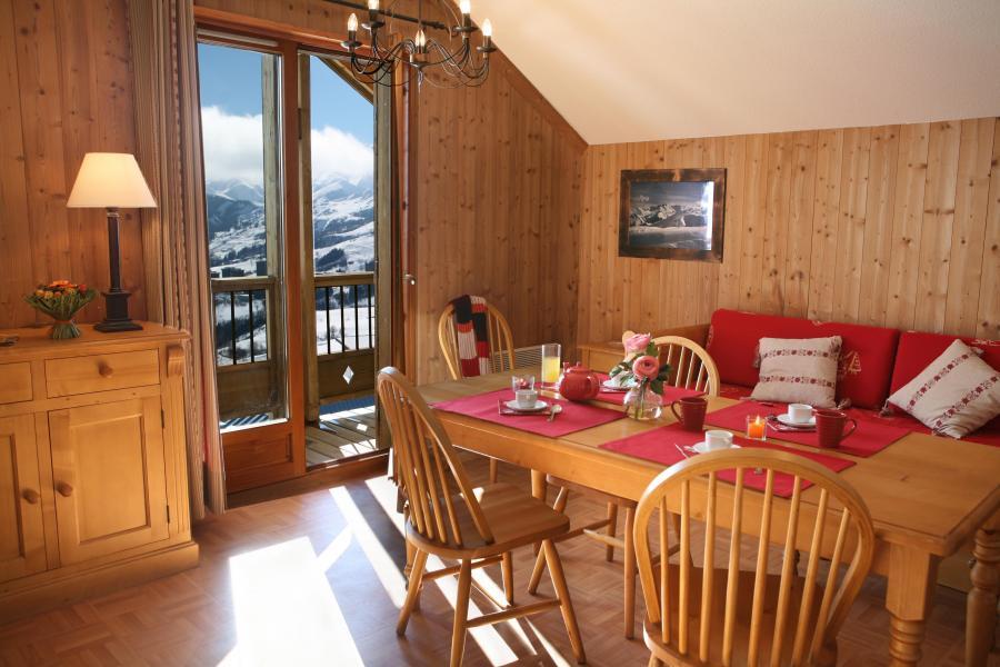 Location au ski Résidence les Chalets des Cimes - La Toussuire - Séjour