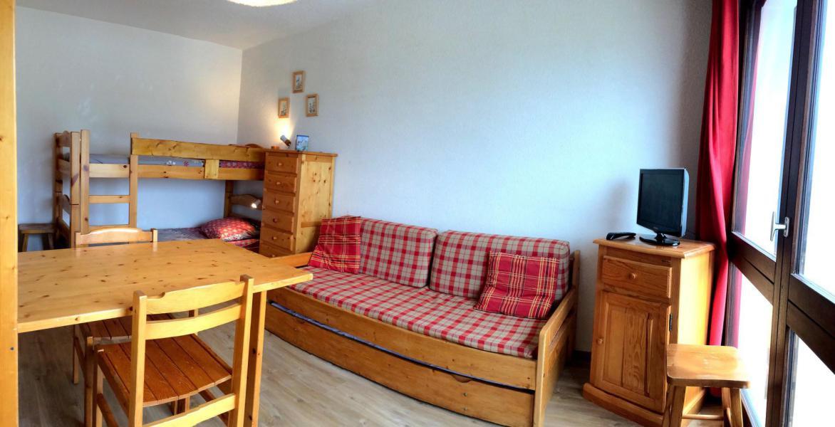 Location au ski Studio 4 personnes (539) - Résidence les Ravières - La Toussuire