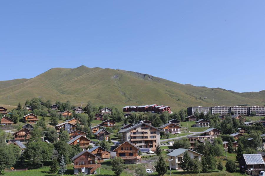 Location au ski Studio 3 personnes (366) - Résidence les Ravières - La Toussuire