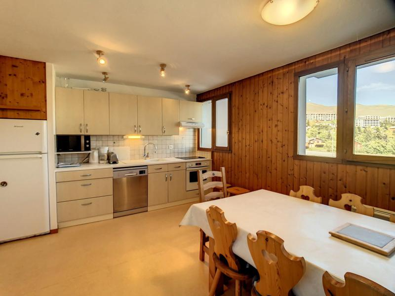 Location au ski Appartement 4 pièces 12 personnes (38) - Résidence les Ravières - La Toussuire