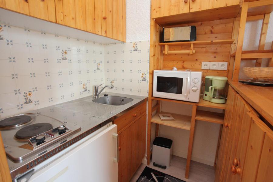 Location au ski Studio 4 personnes (360) - Résidence les Ravières - La Toussuire