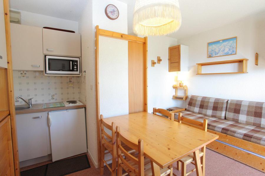 Location au ski Studio 3 personnes (366) - Résidence les Ravières - La Toussuire - Kitchenette