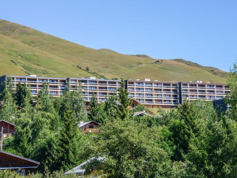 Аренда на лыжном курорте Апартаменты 1 комнат 4 чел. (1) - Résidence Simiane - La Toussuire