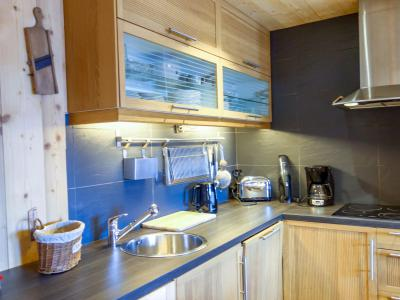 Rent in ski resort 3 room apartment 6 people (7) - 1.2.3 Soleil - La Toussuire - Apartment