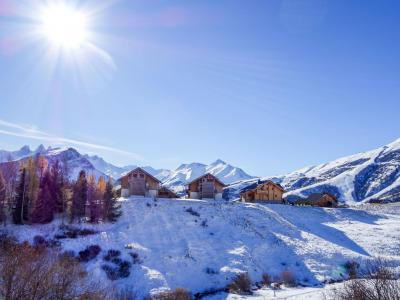 Rent in ski resort 2 room apartment 4 people (2) - 1.2.3 Soleil - La Toussuire