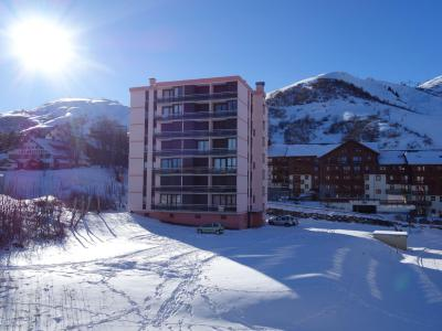 Rent in ski resort 1 room apartment 4 people (1) - Bellard - La Toussuire