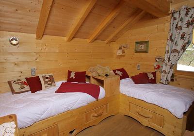 Location au ski Chalet Jardin D'hiver - La Toussuire